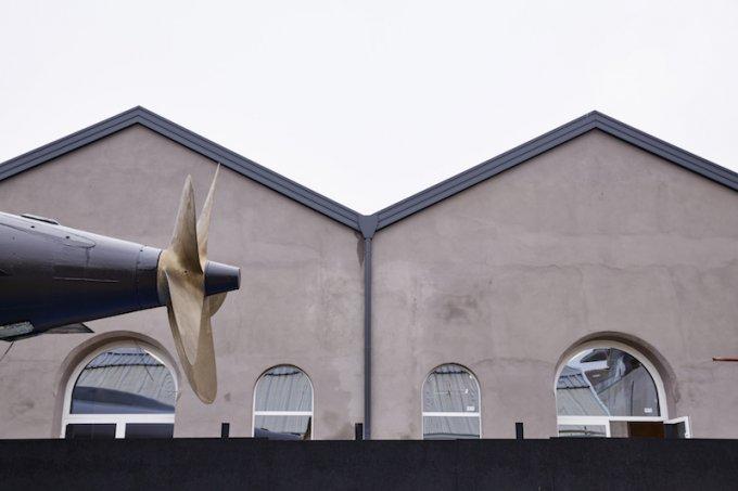 Il restauro delle Cavallerizze al Museo della Scienza e della Tecnologia di Milano ©henrikblomqvist