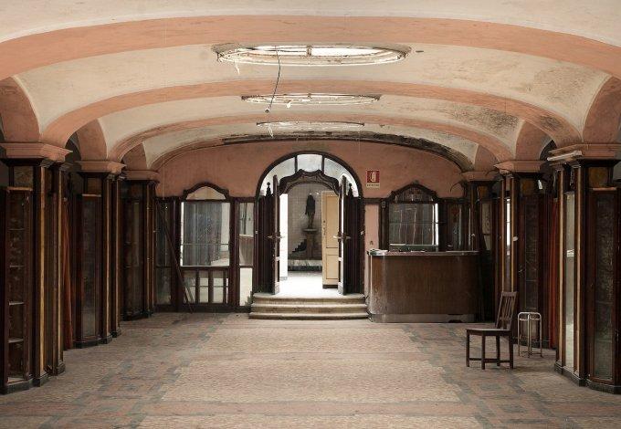 Albergo Diurno Venezia, Milano Foto di Arenaimmagini.it,2015 © FAI - Fondo Ambiente Italiano