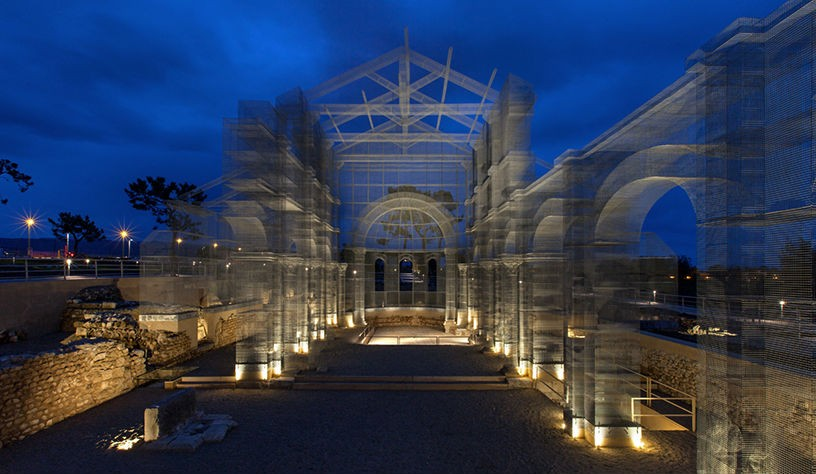 Basilica di Siponto - Tresoldi