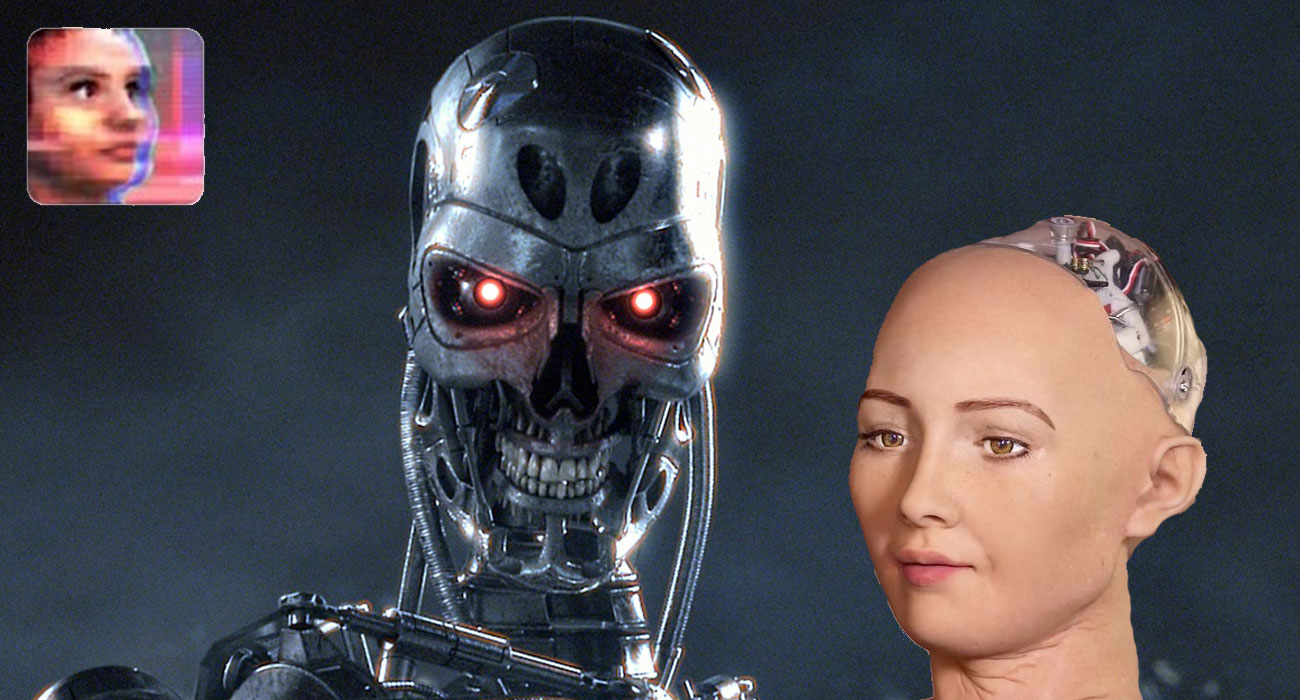 Ecco i 5 robot che annienteranno la razza umana nel prossimo futuro