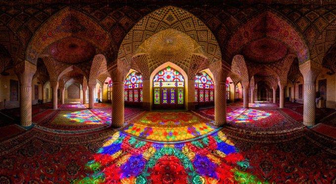 Moschea Nasir al-Mulk