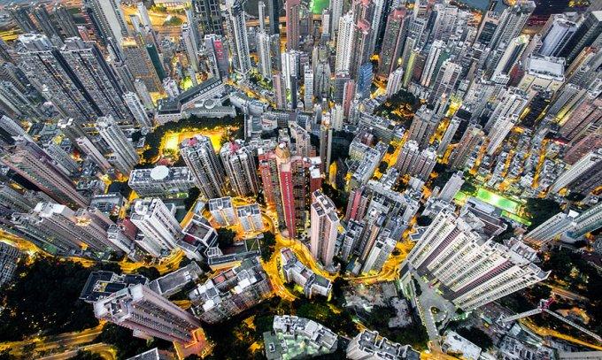 Urban Jungle - Sheung Wan, Hong Kong