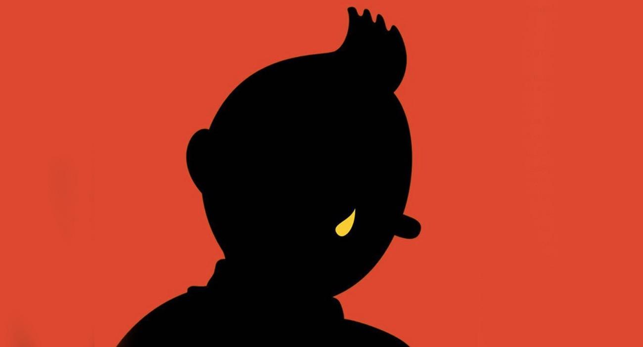 Tintin sul Guardian, illustrazione di Sylvain Grand'Maison