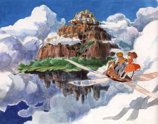 Friends o Ship ? - Pagina 2 Laputa-castello-nel-cielo-bozzetto-01