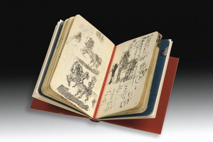 Il quaderno di Salvador Dalì