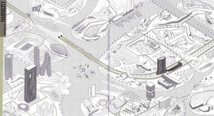 Hadidcity, realizzato da Salottobuono
