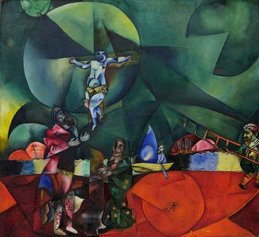 525px-Marc_Chagall_1912_Calvary_Golgotha_Christus_gewidmet_oil_on_canvas_174.6_x_192.4_cm_Museum_of_Modern_Art_New_York