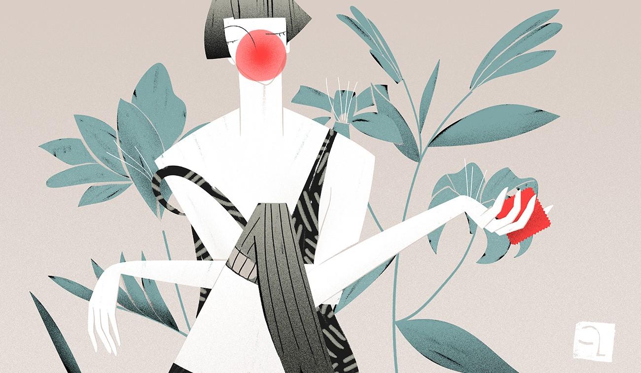 Ilustrazione di Sara Ciprandi - saraciprandi.com