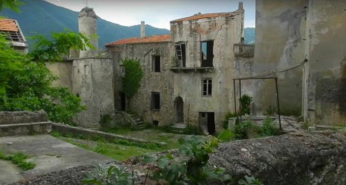 Il borgo fantasma di Balestrino