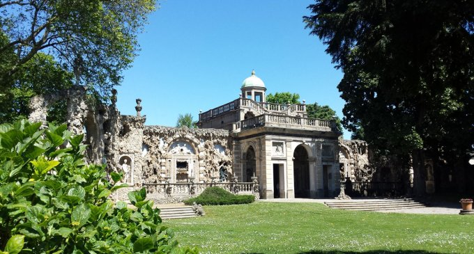 Il ninfeo di Villa Litta a Lainate
