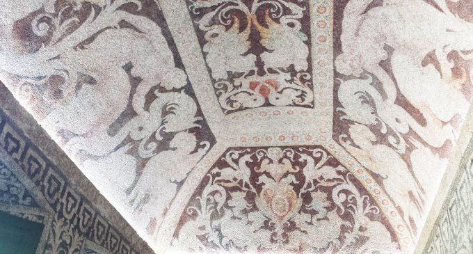 Gli splendidi mosaici di Giuseppe Procaccini