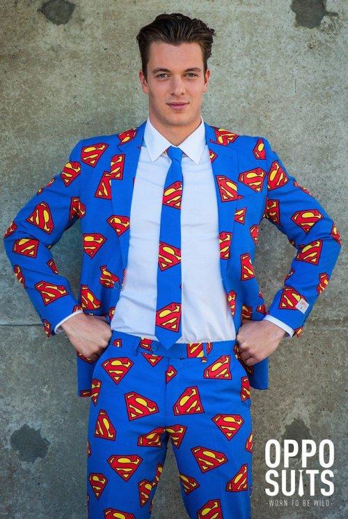 abito superman