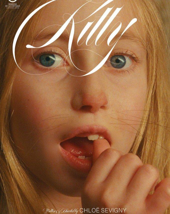 Il poster del film, apparso su Chloë Sevigny