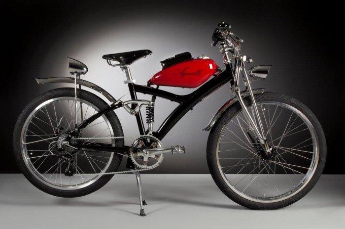 Le nuove creazioni di Luca Agnelli, l'artigiano che ha ridisegnato la bici a pedalata assistita