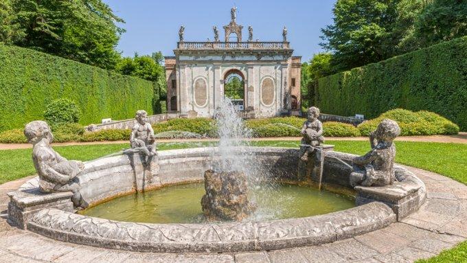 Villa Barbarigo Pizzoni Ardemani a Valsanzibio