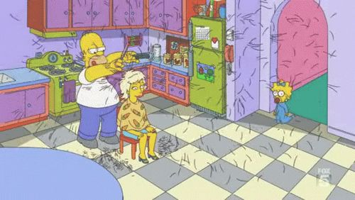 Homer-Simpson-Cutting-Hair