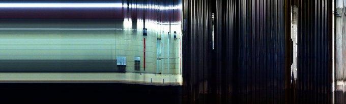 Slitscape, le immagini di Claudio Sinatti in mostra al museo del Novecento