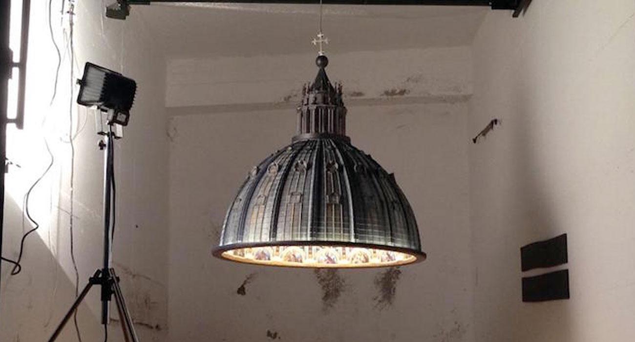 Il lampadario Cupola di San Pietro ? perfetto per ...