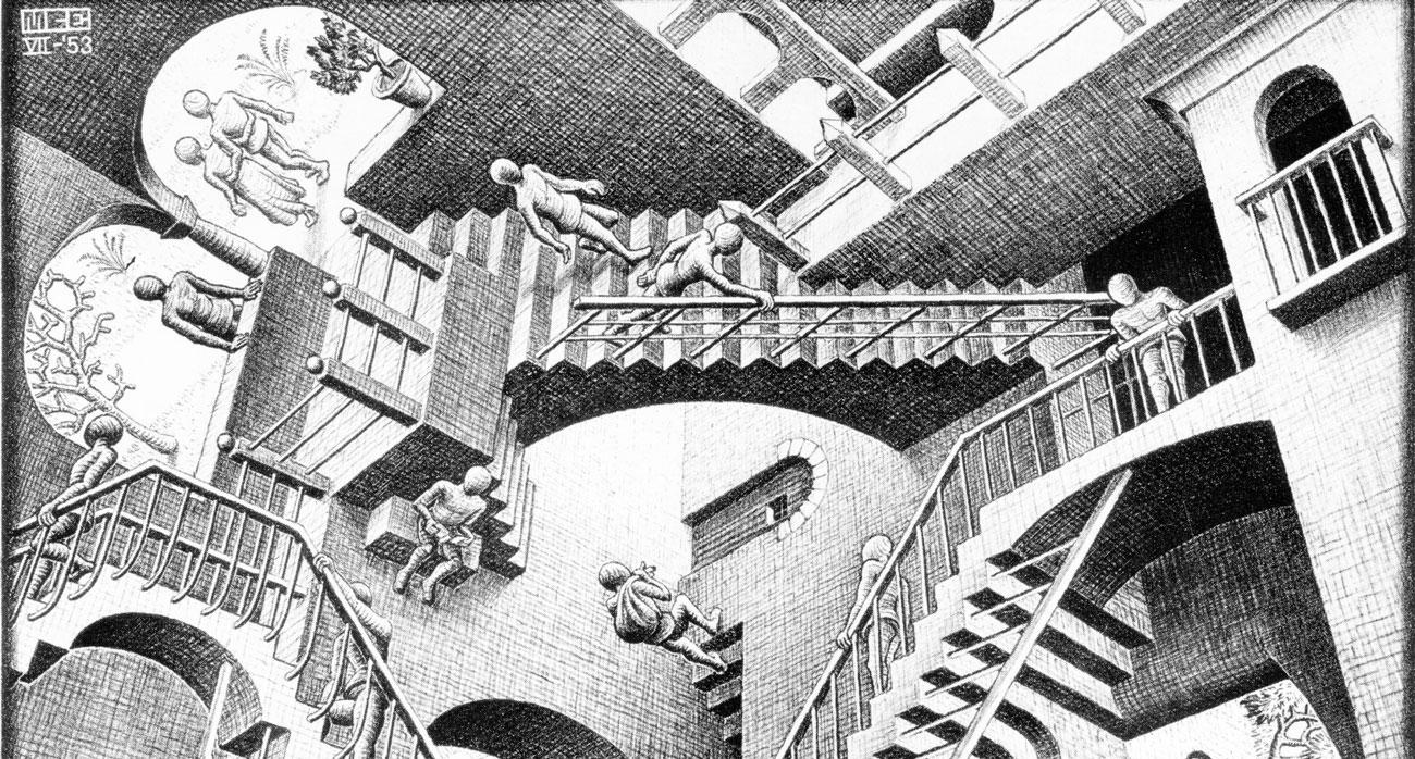escher mostra palazzo reale milano
