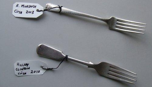 collezione forchette