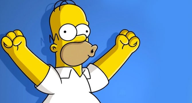 homer simpson compleanno