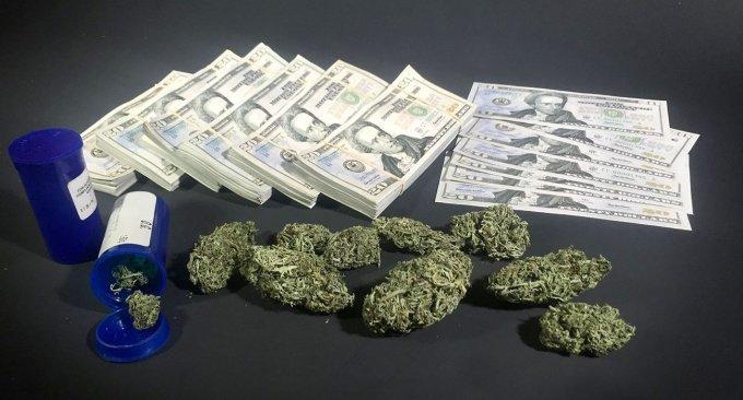 marijuana finta