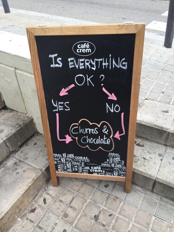 cartelli strani Il marketing insegnato (d)ai negozianti