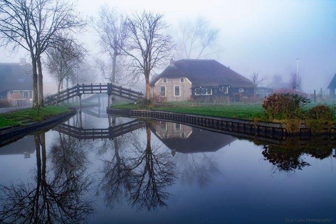 Giethoorn, il villaggio magico olandese