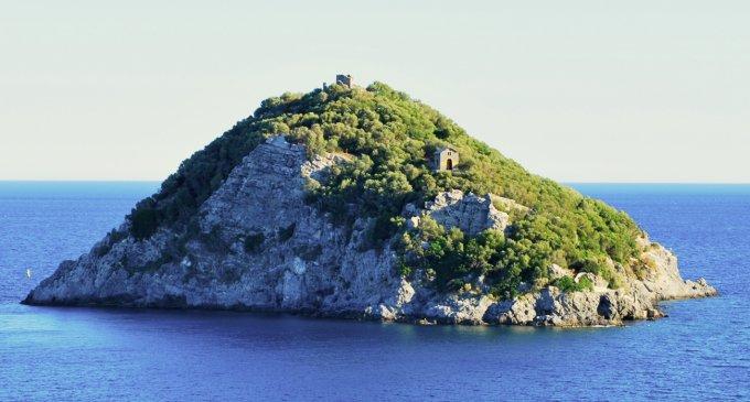 L'isola di Bergeggi