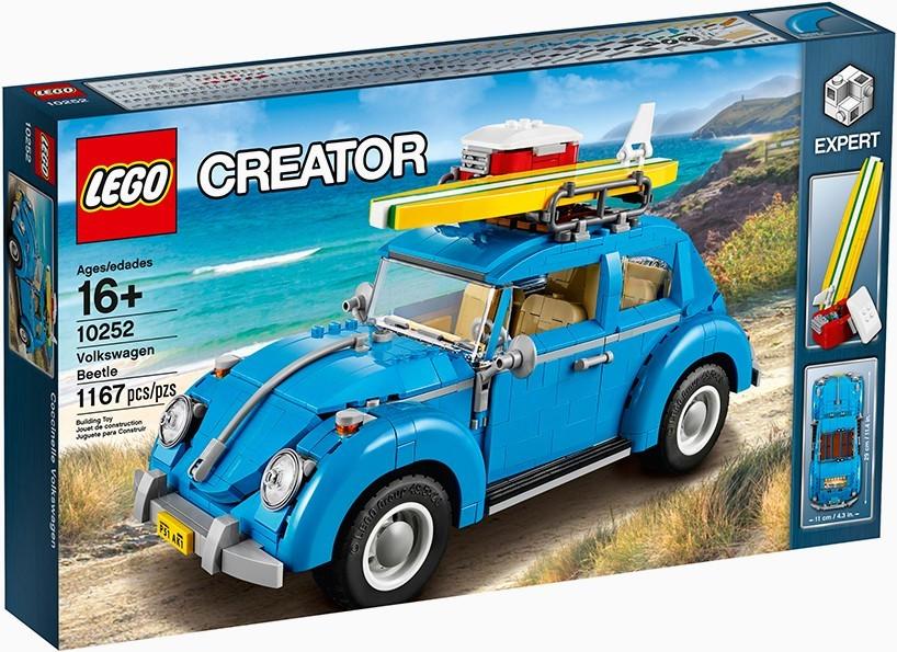 maggiolone Lego