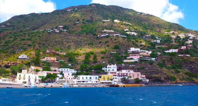 L'Isola di Alicudi