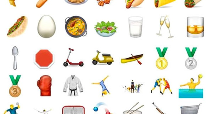nuove emoji vespa