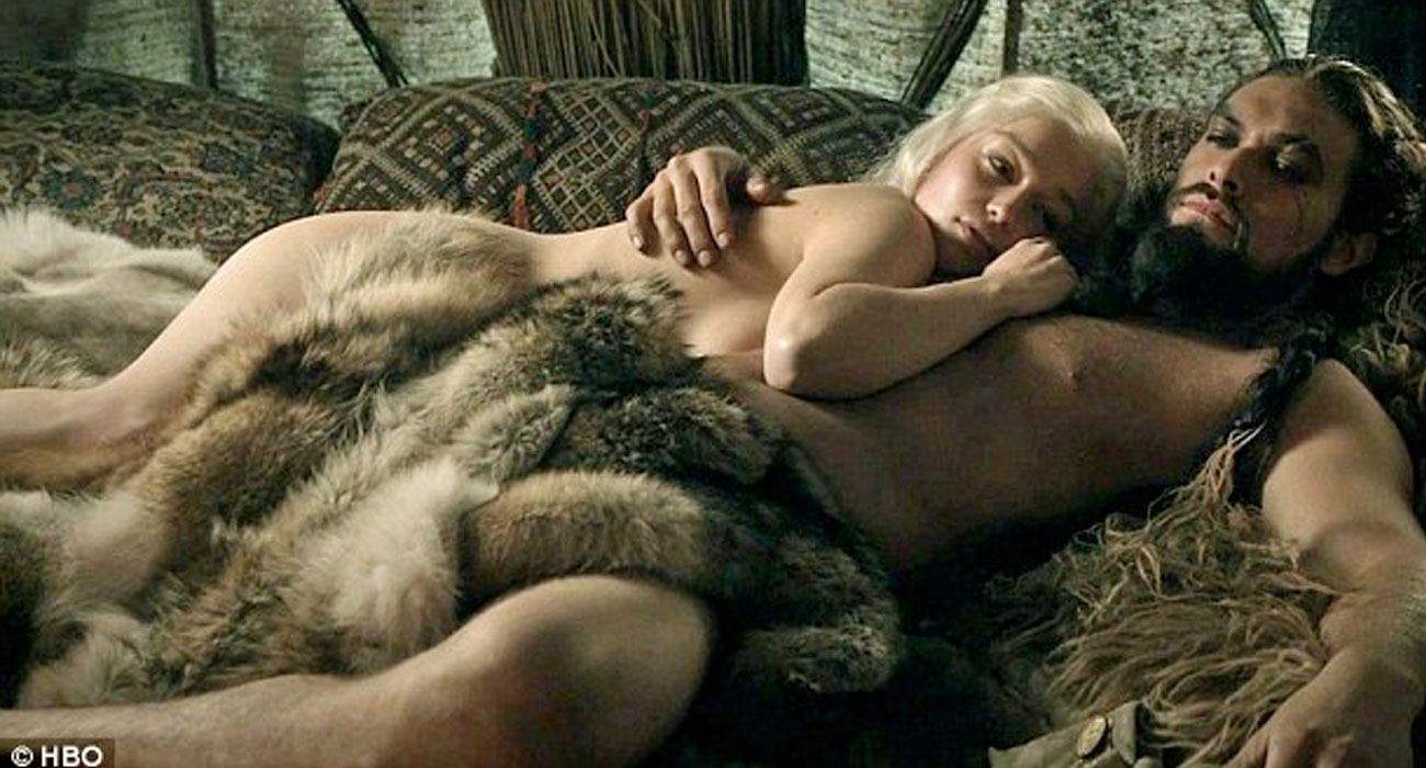 scene hot Game of Thrones