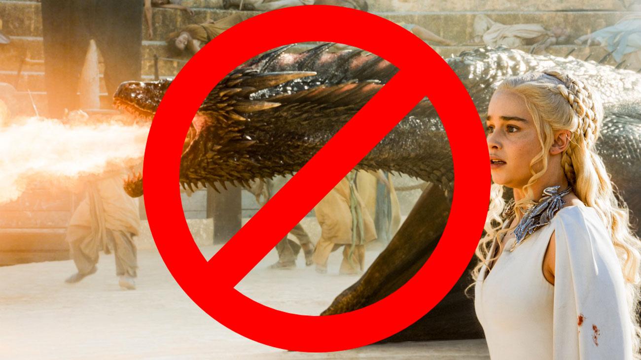 non guardare of thrones