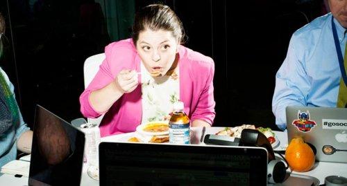 mangiare al pc sbagliato
