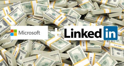 microsoft compra linkedin