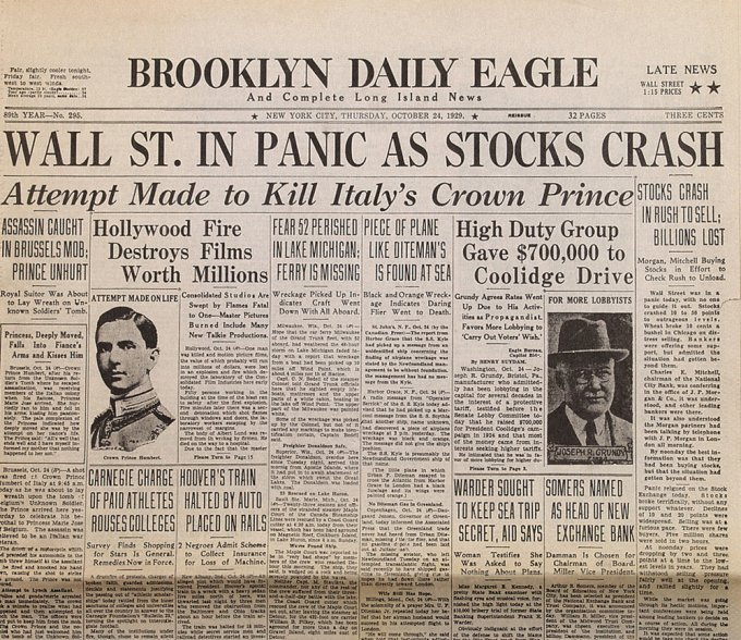 Un quotidiano statunitense e un titolo che lascia poco spazio a equivoci