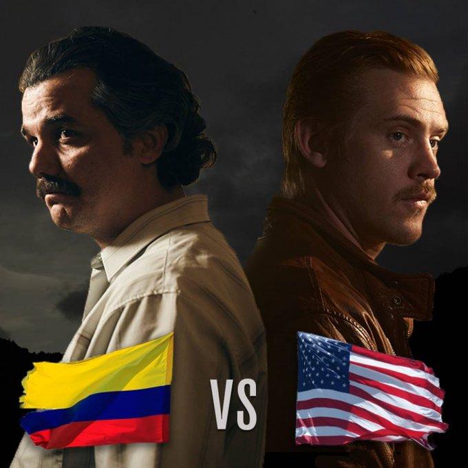 Colombia vs. USA