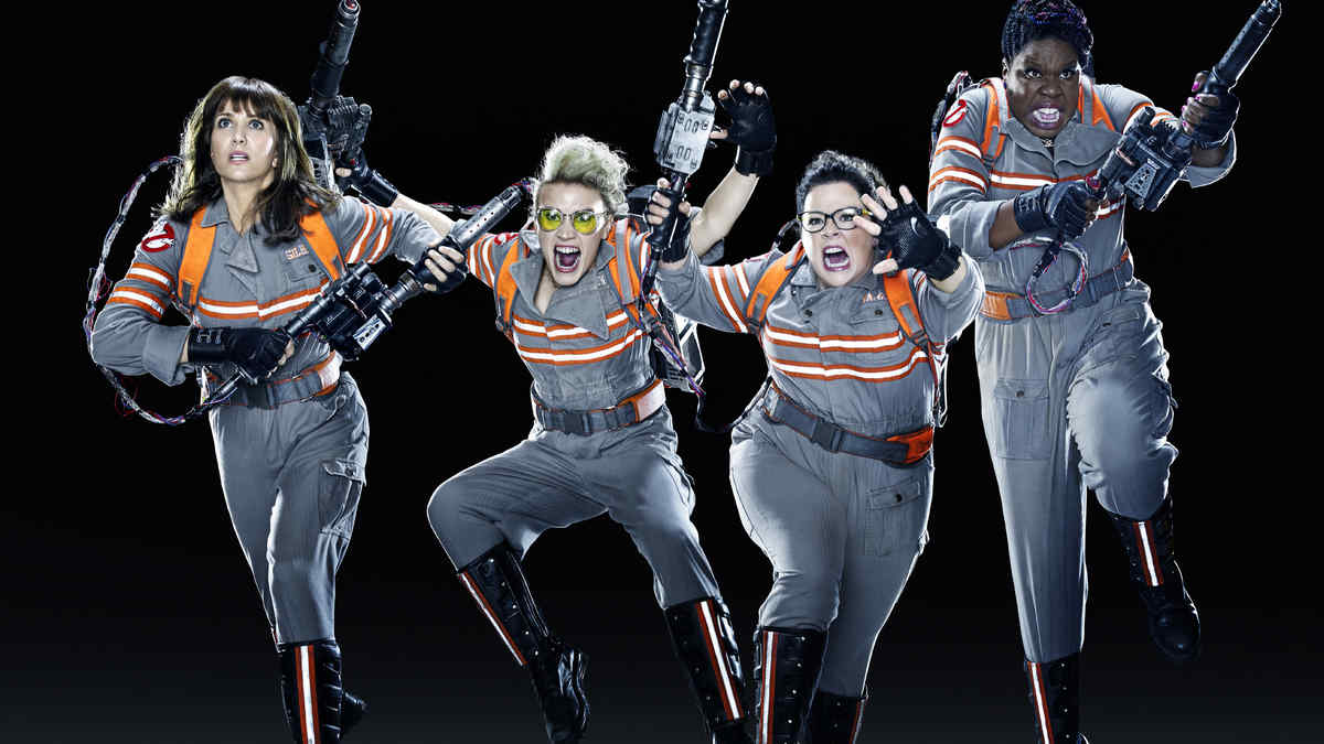 ghostbusters nuovo film