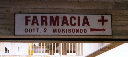 Farmacia Moribondo