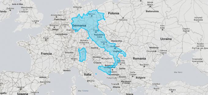 Italia - Europa