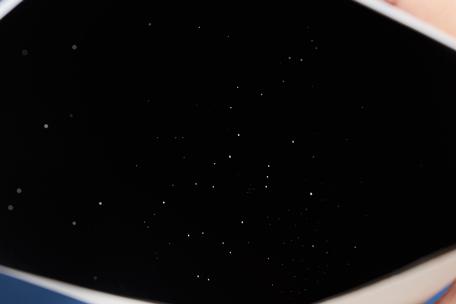 busta cielo stellato