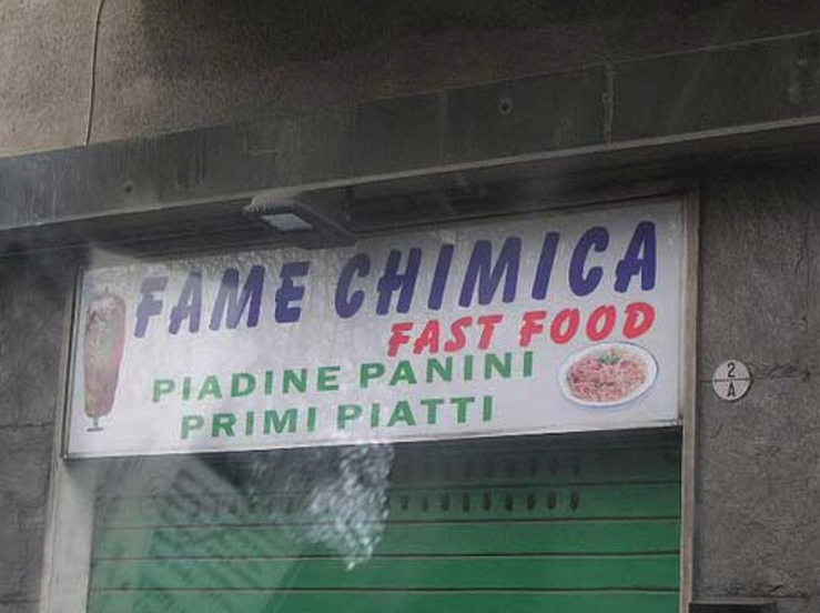 Famoso Le vetrine e le insegne dei negozi più assurde d'Italia LF76