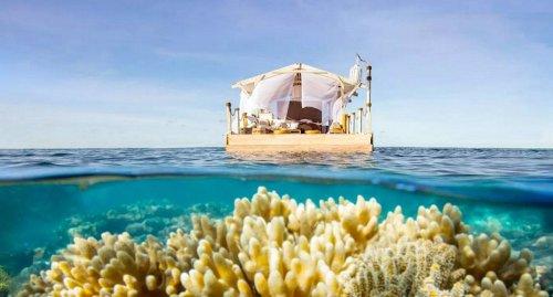 casa galleggiante airbnb