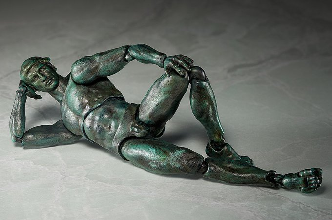 bronze-thinker-action-figure