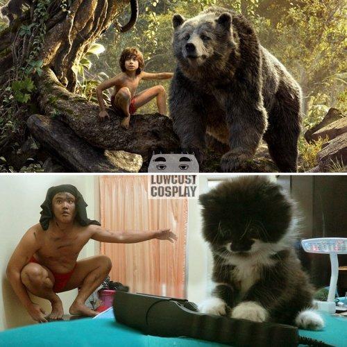 Mowgli (Il libro della giungla)