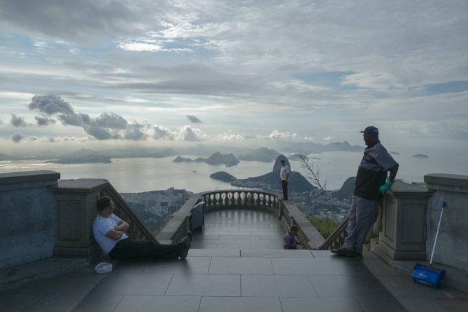 Il Cristo Redentore a Rio de Janeiro