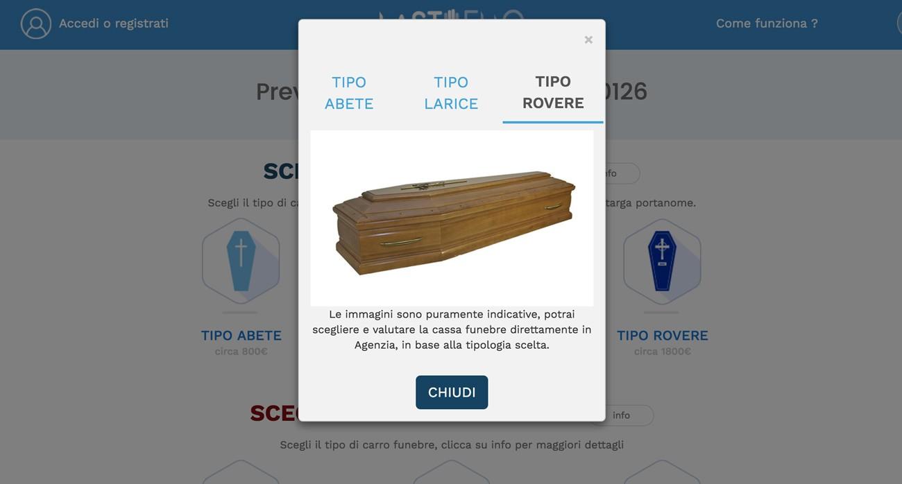 Lastello, il comparatore online di funerali comparatore online funerale
