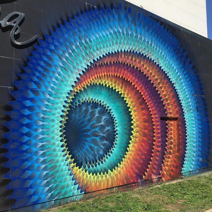 La street art di HOXXOH