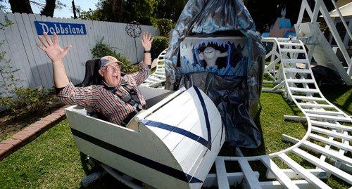 Dobbsland parco giochi nonno inventore